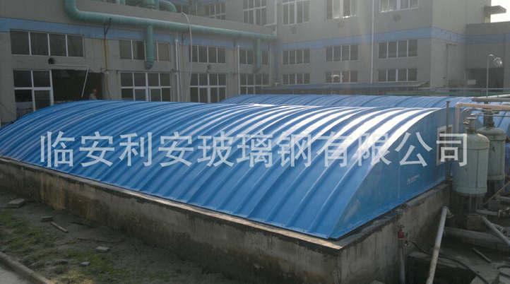 高强度玻璃钢污水池盖板